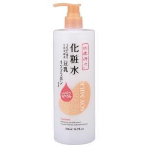 四季折々/豆乳イソフラボン化粧水|cosmecom