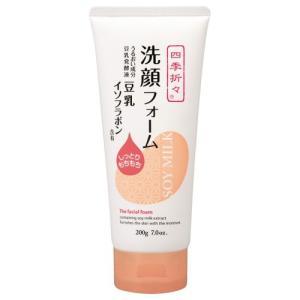 四季折々/豆乳イソフラボン洗顔フォーム cosmecom