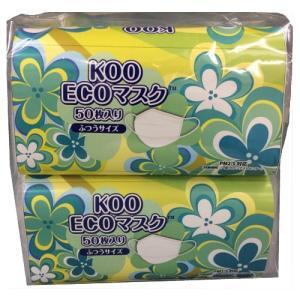 Koo(クウ)/KOO ECOマスク(ふつう) cosmecom