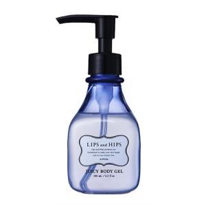 LIPS and HIPS (リップス アンドヒップス)/ジューシーボディジェル サボンの香り|cosmecom