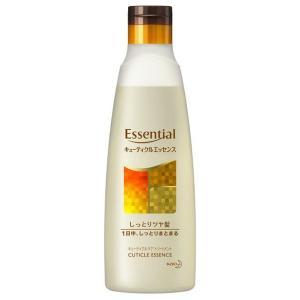 エッセンシャル/キューティクルエッセンス <しっとりツヤ髪>(本体/みずみずしい果実と華やかな花々がつむぐブーケの香り)|cosmecom