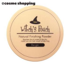Witch's Pouch(ウィッチズポーチ)/ナチュラル フィニッシング パウダー(02ベージュ) cosmecom