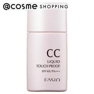 ファシオ/CC リキッド タッチプルーフ(明るい肌色・01) cosmecom