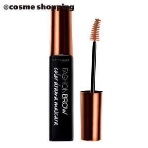 メイベリン ニューヨーク/ファッションブロウ カラードラマ マスカラ(レッドブラウン)|cosmecom