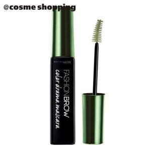 メイベリン ニューヨーク/ファッションブロウ カラードラマ マスカラ(カーキ)|cosmecom