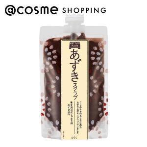 pdc/ワフードメイド あずきスクラブ ゴマージュ・ピーリング cosmecom
