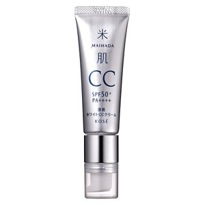 米肌(MAIHADA)/澄肌ホワイトCCクリーム(本体/無香料 01 普通の明るさの自然な肌色) CCクリーム|cosmecom