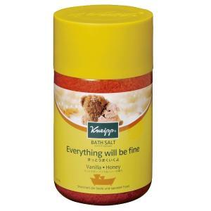 KNEIPP(クナイプ)/クナイプ バスソルト バニラ&ハニーの香り(バニラ&ハニーの香り) 入浴剤 cosmecom