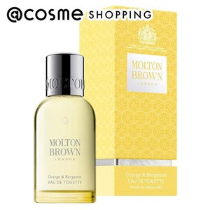 モルトンブラウン/オレンジ&ベルガモットオードトワレ 香水|cosmecom