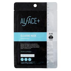 ALFACE+(オルフェス)/クリアリングマスク フェイス用シートパック・マスク|cosmecom