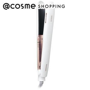 Panasonic/ストレートアイロン ナノケア EH-HS9A(W 白) ヘアアイロン|cosmecom