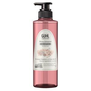 GUHL LABORATORY シャインエンハンスシャンプー シャンプー 本体 アロマティックフラワーの香り シャンプーの商品画像|ナビ