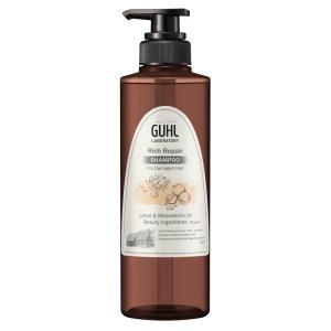 GUHL LABORATORY/リッチリペアシャンプー(シャンプー(本体)/オリエンタルフローラルの香り) シャンプー|cosmecom