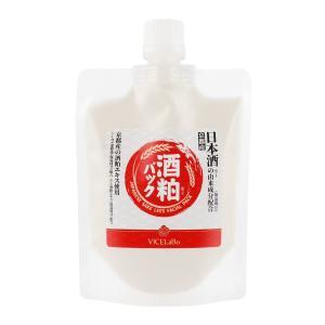 VICELaBo 酒粕パック 本体 ほんのり日本酒の香り の商品画像|ナビ