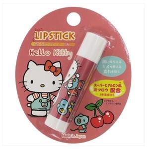 ピエラス/ハローキティ リップクリーム (恋するピンクチェリーの香り) リップクリーム|cosmecom