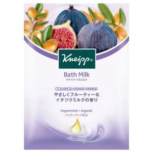 KNEIPP(クナイプ)/クナイプ バスミルクイチジクミルクの香り 入浴剤|cosmecom