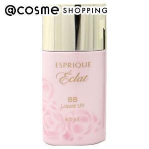 エスプリーク/エクラ 明るさ持続 BBリキッド UV(無香料 PO205e ピンクオークル) BBクリーム ESPRIQUE|cosmecom
