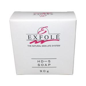 EXFOLE/HD-5 ソープ 洗顔料 cosmecom