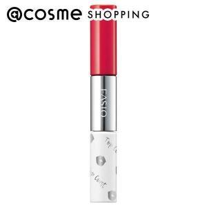 ファシオ/ダブル ステイ ルージュ(本体/無香料 RD440 レッド系) 口紅・リップグロス|cosmecom