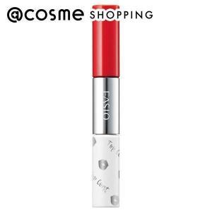 ファシオ/ダブル ステイ ルージュ(本体/無香料 RD441 レッド系) 口紅・リップグロス|cosmecom