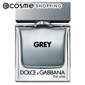ドルチェ&ガッバーナ ビューティ/ザ・ワン フォーメン グレイ オードトワレ インテンス(ウッディースパイシーの香り) 香水 ドルガバ|cosmecom