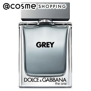 ドルチェ&ガッバーナ ビューティ/ザ・ワン フォーメン グレイ オードトワレ インテンス (ウッディースパイシーの香り) 香水 ドルガバ|cosmecom