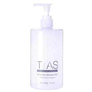 TIAS オールインワンゲル 本体 しっとり 無香 オールインワン化粧品 ティアスの商品画像|ナビ