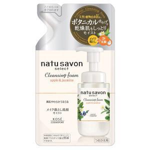 ソフティモ/モイスト クレンジングフォーム(詰替え/おだやかなアップル&ジャスミンの香り) 洗顔料|cosmecom