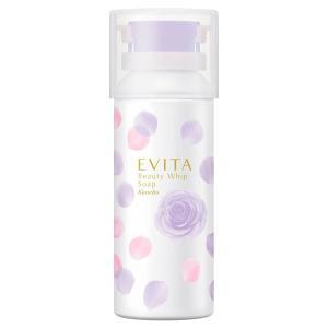 エビータ/ビューティホイップソープ(ローズ&グレープの香り)(本体) 洗顔料 cosmecom