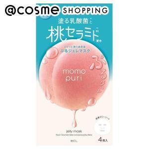 ももぷり/潤いぷるジュレマスク フェイス用シートパック・マスク cosmecom