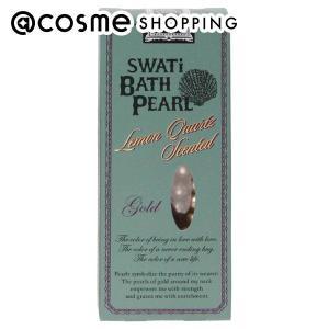 SWATi/BATH PEARL(本体/レモンクォーツ GOLD (S)) 入浴剤 cosmecom