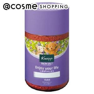 KNEIPP(クナイプ)/クナイプ バスソルト スミレの香り バスソルト|cosmecom