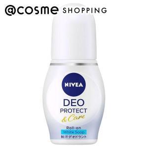 ニベア/ニベア デオドラント アプローチ ロールオン ホワイトソープの香り ボディ用デオドラント・制汗剤 cosmecom