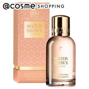 モルトンブラウン/ジャスミン&サンローズ オードトワレ 香水|cosmecom