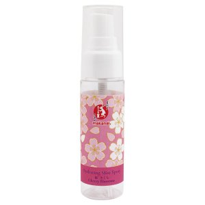 まかないこすめ/もっとうるおいたい日の保湿スプレー(桜) 化粧水 cosmecom