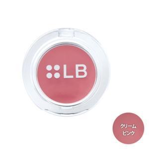 LB(エルビー)/ドラマチックジェリーチーク&ルージュ(【DR-1】クリームピンク) チーク|cosmecom