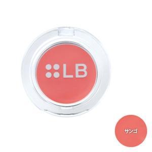 LB(エルビー)/ドラマチックジェリーチーク&ルージュ(【DR-2】サンゴ) チーク|cosmecom
