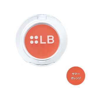 LB(エルビー)/ドラマチックジェリーチーク&ルージュ(【DR-4】サマーオレンジ) チーク|cosmecom