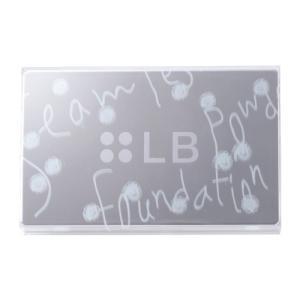 LB(エルビー)/シームレスパウダーファンデーションケース ファンデーション cosmecom