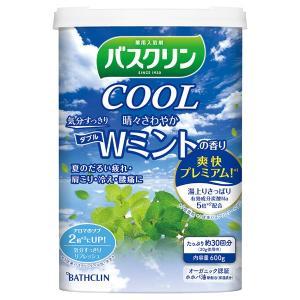 バスクリン/バスクリンクール 晴々さわやかWミントの香り 入浴剤 cosmecom