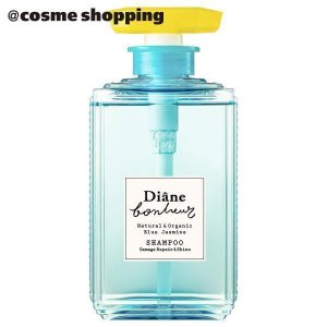 モイスト・ダイアン/ダイアンボヌール ダメージリペア&シャインシャンプー(シャンプー本体/ブルージャスミンの香り) シャンプー cosmecom