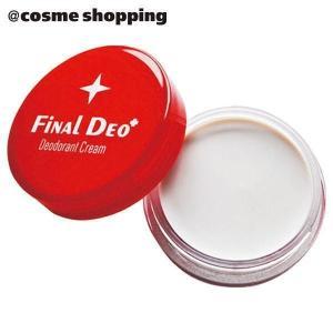 ときわ商会/ファイナルデオプラス 薬用デオドラントクリーム ボディ用デオドラント・制汗剤 cosmecom