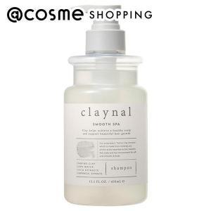 claynal/スムーススパ シャンプー(本体) シャンプー cosmecom