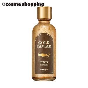 SKINFOOD(スキンフード)/ゴールドキャビア トナー(本体/しっとり) 化粧水