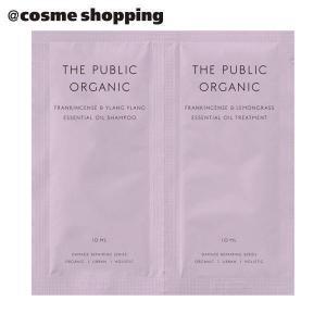 THE PUBLIC ORGANIC/スーパーポジティブ シャンプー DRS/ヘア トリートメント ...