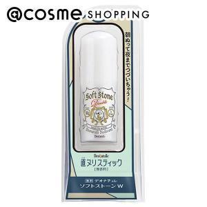 デオナチュレ 薬用ソフトストーンW ボディ用デオドラント・制汗剤|アットコスメショッピングPayPayモール店