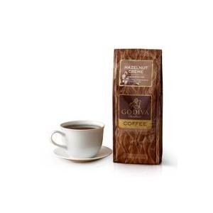 ゴディバ コーヒー ヘーゼルナッツ 284g(0031290951253)  ギフト プレゼント 対応可|cosmecosmecosme