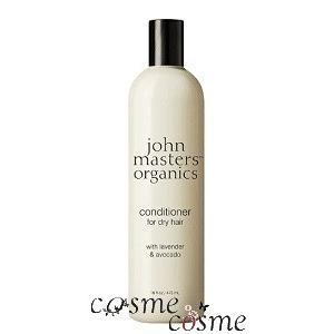 ジョンマスターオーガニック L&Aコンディショナー N (ラベンダー&アボカド) 473ml(0669558002012)  ギフト プレゼント 対応可|cosmecosmecosme