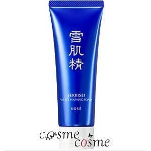 コーセー 雪肌精 ホワイト クリーム ウォッシュ 130g(4971710262131) cosmecosmecosme