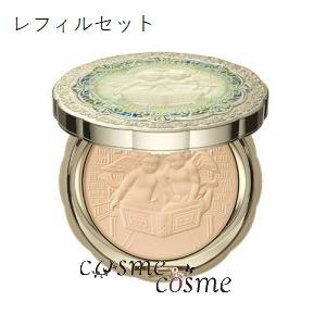 カネボウ ミラノコレクション フェースアップパウダー2021 セット24g+24g(レフィル)(4973167927601) ギフト プレゼント 対応可 cosmecosmecosme